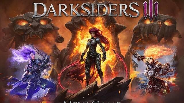 Darksiders III estrena su Nueva Partida+ y suma mayor nivel de dificultad