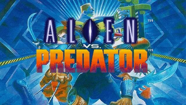 Capcom realizará mañana un anuncio: Volverá el arcade Alien vs Predator