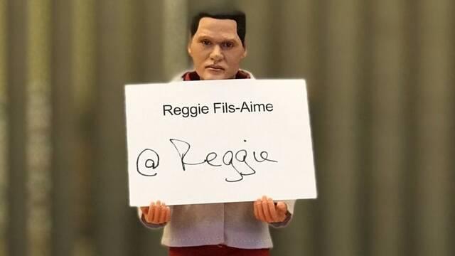 Reggie Fils-Aimé deja la presidencia de Nintendo America y se registra en Twitter