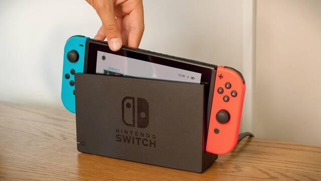 Nintendo Switch se actualiza a su versión 8.0.0