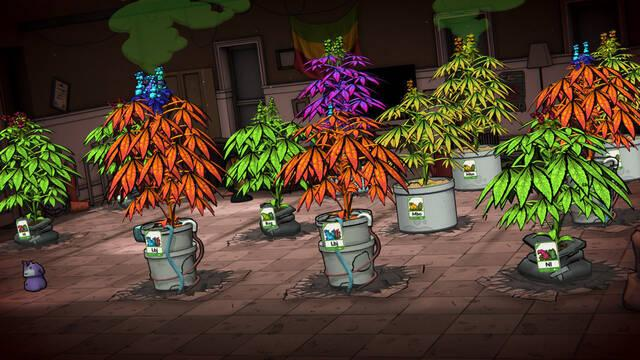 Devolver Digital describe la 'pesadilla' que supuso publicar Weedcraft Inc