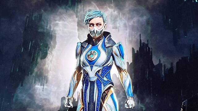 Se filtran imágenes de Frost, la última luchadora de Mortal Kombat 11
