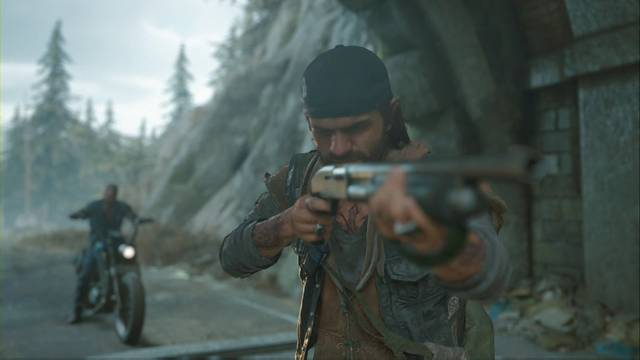 Days Gone: Es horrible morir así al 100% y secretos
