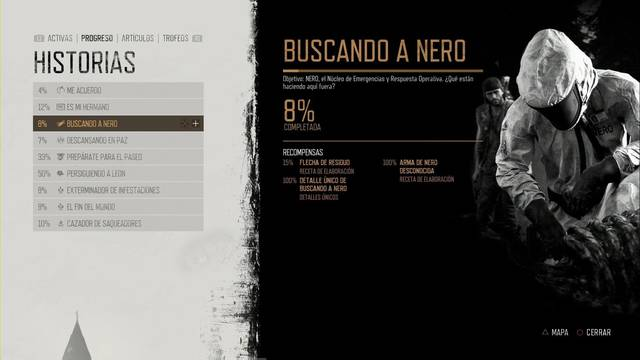 Days Gone: cómo completar Buscando a NERO al 100% y secretos