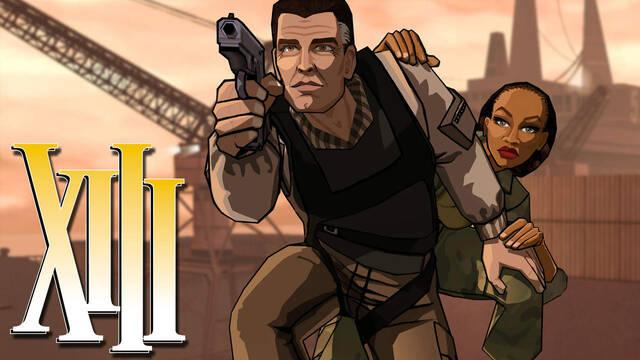 El shooter cel-shaded XIII volverá remasterizado este año a consolas y PC