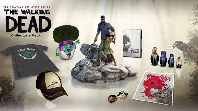 Anunciado The Walking Dead: The Telltale Definitive Series, que reúne toda la saga