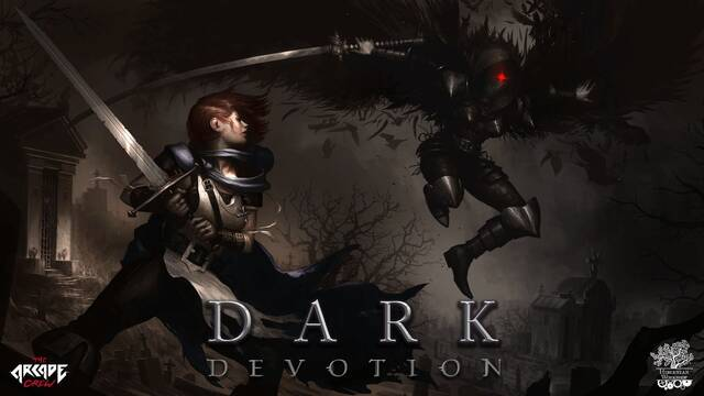 Dark Devotion, una aventura 2D estilo Dark Souls, llegará a PC el 25 de abril