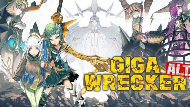 Giga Wrecker, de los creadores de Pokémon, confirma su fecha en PS4, One y Switch
