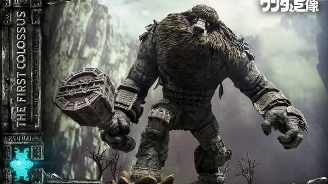 Así es la espectacular figura de 800 dólares del primer coloso de Shadow of the Colossus
