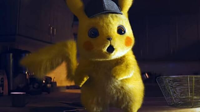 Japón recibe nuevos vídeos promocionales de Detective Pikachu