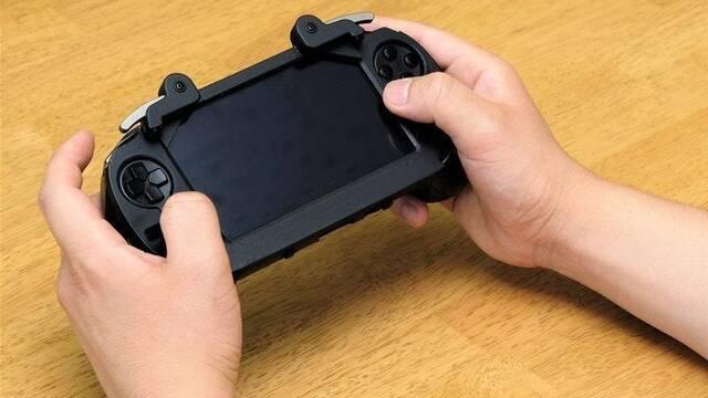 Una funda que añade L2 y R2 a PS Vita llega a Kickstarter