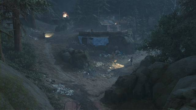 Days Gone: Campamento de emboscadores de Horse Creek al 100% y secretos