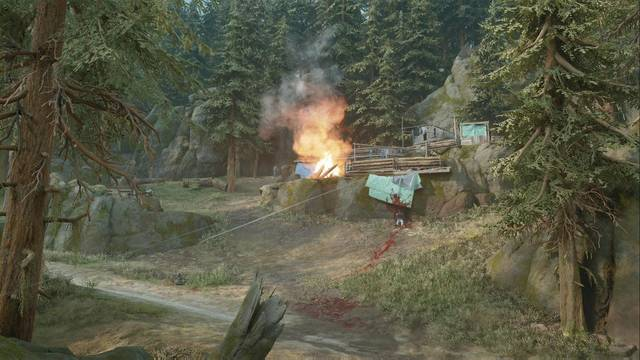 Days Gone: Campamento de emboscadores del Túnel Jefferson al 100% y secretos