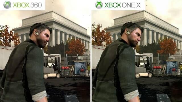 Así se ven los últimos retrocompatibles mejorados en Xbox One X
