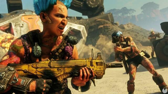 Rage 2 ocupará 30,83 GB de espacio en el disco duro de Xbox One