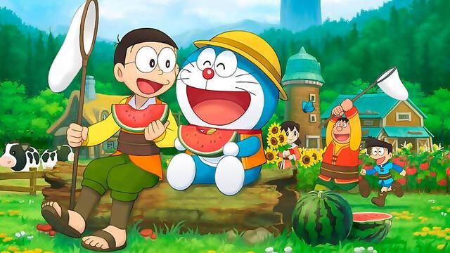 Doraemon Story of Seasons también llegará a PC