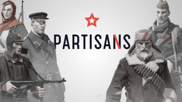 Partisans 1941, estrategia y sigilo a lo Commandos, presenta su jugabilidad