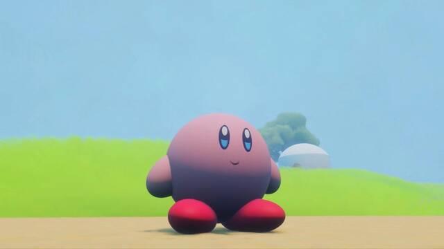 Recrean Kirby y otros juegos de Nintendo en Dreams