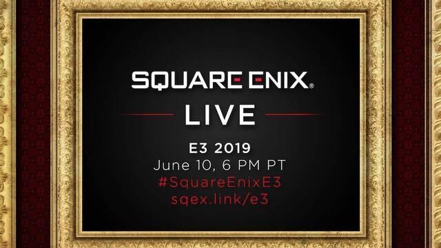 Square Enix anuncia su conferencia en el E3 2019