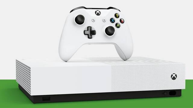 Ya puede reservarse la Xbox One S All-Digital Edition