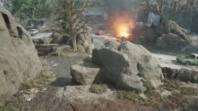 Days Gone: Campamento de emboscadores de Berley Lake al 100% y secretos