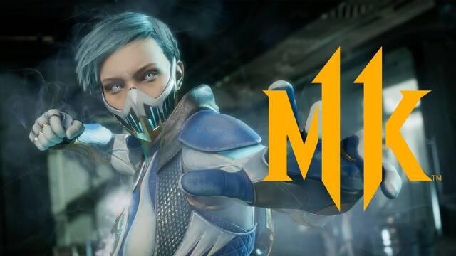 Frost ya es oficial en Mortal Kombat 11; estrena nuevo tráiler
