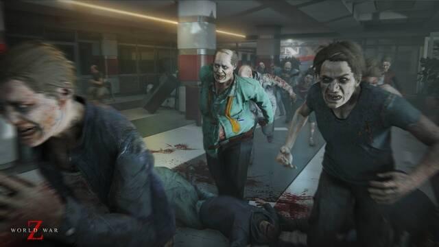 Todos los tipos de zombis de World War Z