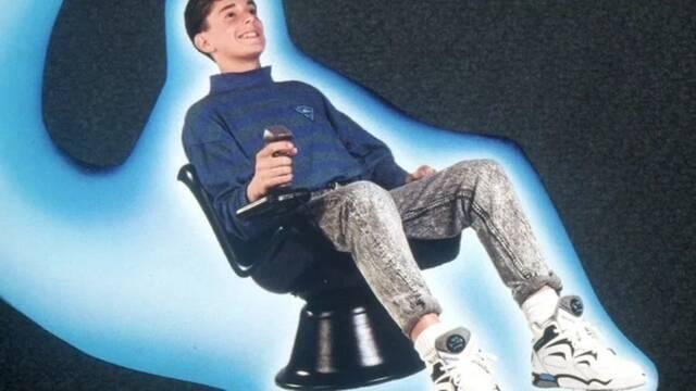 Así era el curioso Hot Seat de NES, una silla con joystick y control de movimiento