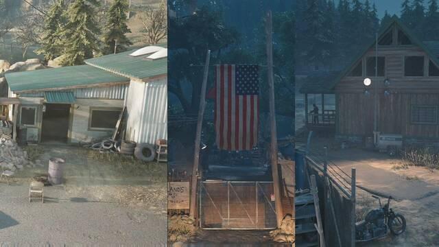 TODOS los Campamentos en Days Gone y cómo funcionan