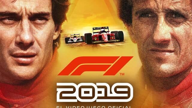 F1 2019 muestra las carátulas de sus diferentes ediciones y estrena tráiler