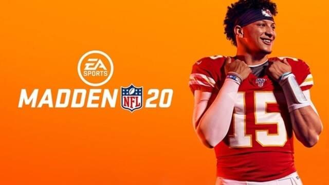 EA anuncia Madden NFL 20 para el próximo 2 de agosto en Xbox One, PS4 y PC