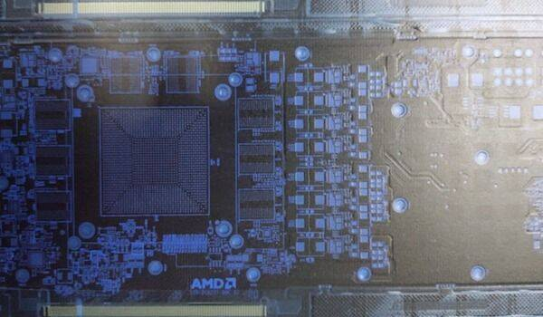 Primera imagen de las tarjetas Navi de AMD que usarán PS5 y Xbox Scarlett