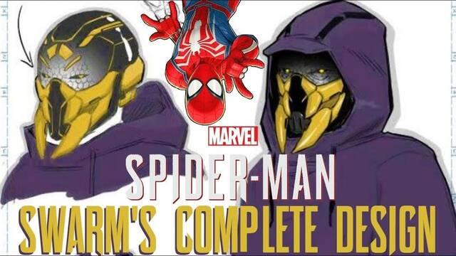 Especulan con la aparición de Enjambre en Spider-Man 2