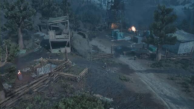 Days gone: Campamento de emboscadores de Aspen Butte al 100% y secretos