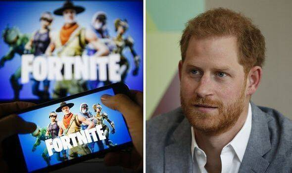 El príncipe Harry de Inglaterra cree que Fortnite debería 'prohibirse' por adictivo