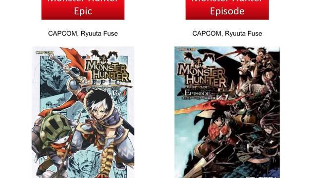 Norma Editorial publicará dos mangas de Monster Hunter en España