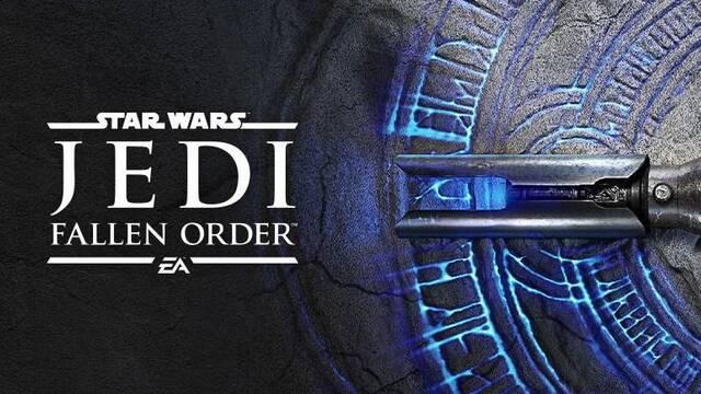Primer arte de Star Wars Jedi: Fallen Order; se presentará este sábado a las 20:30