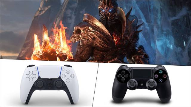 World of Warcraft PS5 PS4