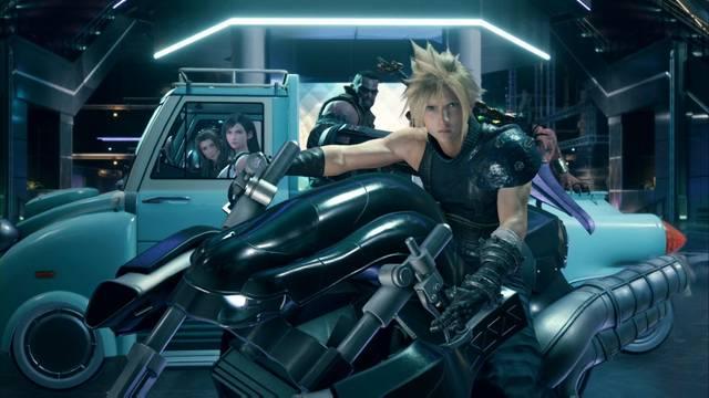Capítulo 18: Allá donde conduzca el destino al 100% en Final Fantasy VII Remake