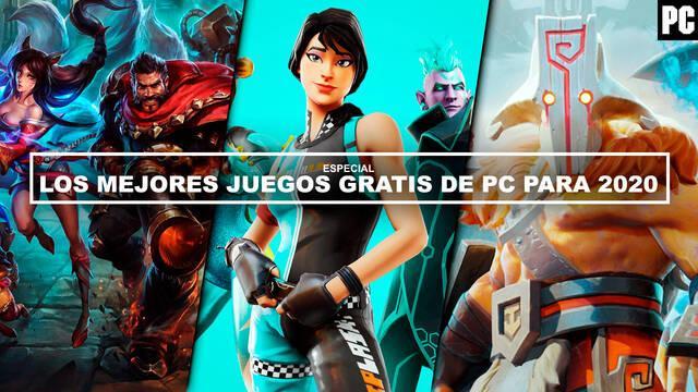 Los MEJORES juegos gratis de PC para 2020 - ¡Imprescindibles!