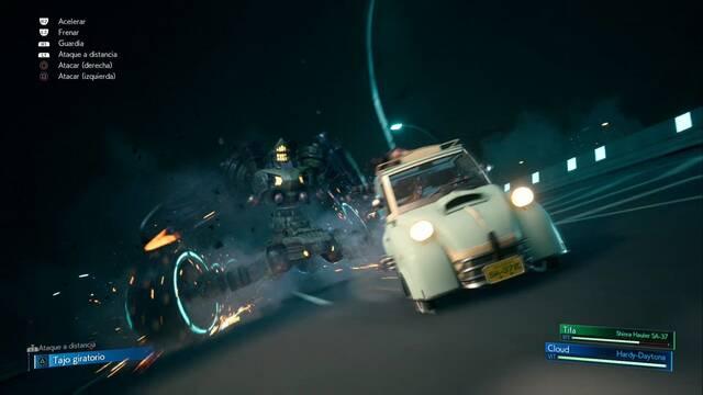 Motorbola y cómo derrotarlo en Final Fantasy VII Remake