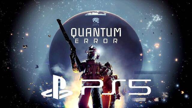 Quantum Error en PS5