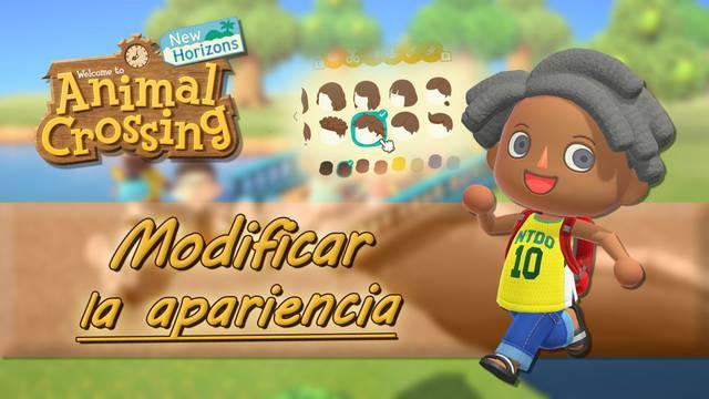 Cómo cambiar tu apariencia en Animal Crossing: New Horizons