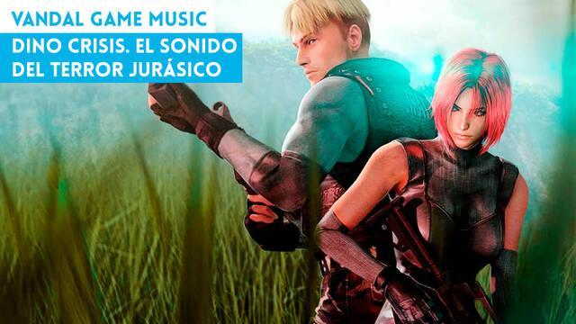 Dino Crisis. El sonido del terror jurásico
