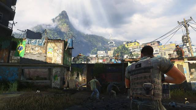 CoD: Modern Warfare 2 Remastered no incluye modo online para no dividir a la comunidad.