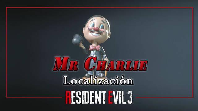 Resident Evil 3 Remake: TODOS los muñecos Mr. Charlie - Localización