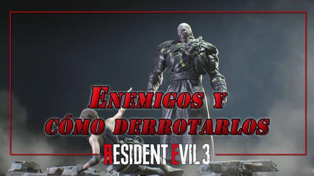 Cómo matar a TODOS los enemigos en Resident Evil 3 Remake