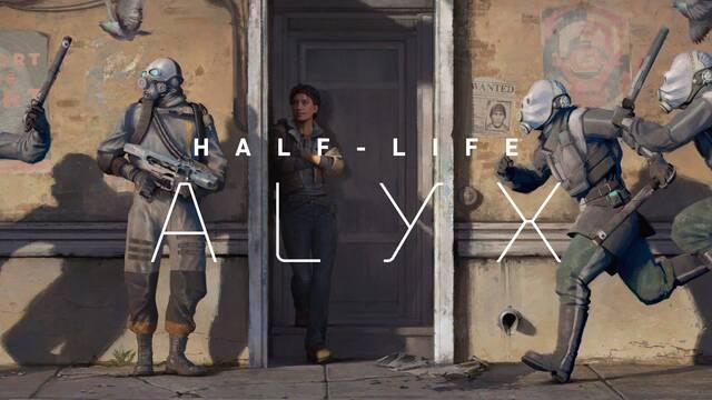 Half-Life Alyx mod para PC
