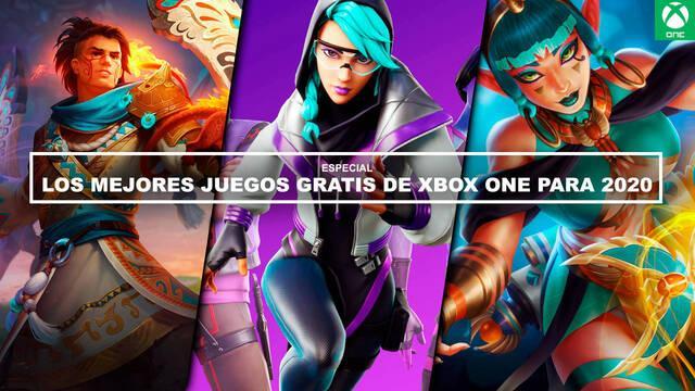 Los MEJORES juegos gratis de Xbox One para 2020