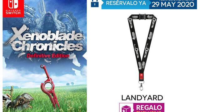 Regalo Game con Xenoblade Chronicles